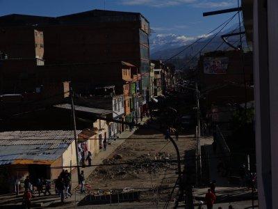 Huaraz street