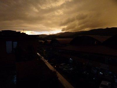huaraz after storm