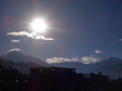morning Huaraz