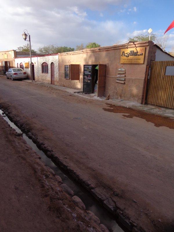 street drainage