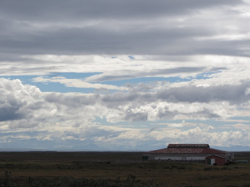 A patagonia sky