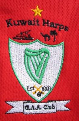 Kuwait Harps Emblem