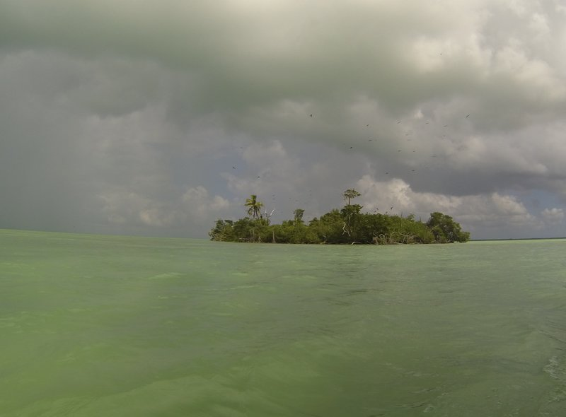 The islands of the 2 brothers