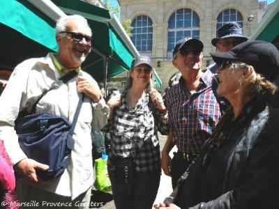 At Noailles Market