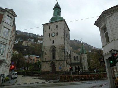 Domkirken (Bergen Cathedral)