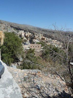 Misfat al Abreyeen Village
