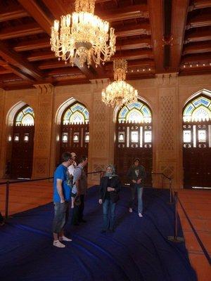 The Ladies Prayer Hall