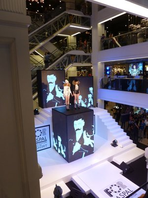 Fashion Show at the Siam Center