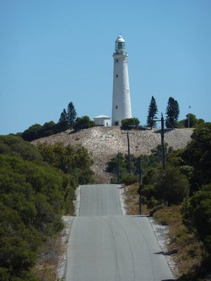 Wadjemup Lighthouse on Rottnest Island