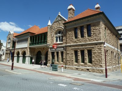 Old Central Fire Station, Perth