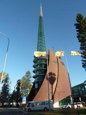 The Barrack Street Bell Tower