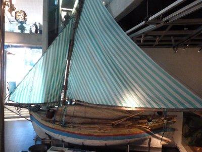 Sama Biasa - an Indonesian Fishing Boat confiscated for fishing in Australian waters