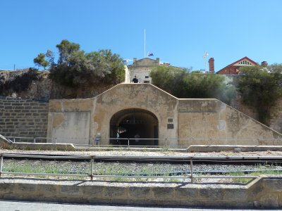 The Round House and Whalers' Tunnel