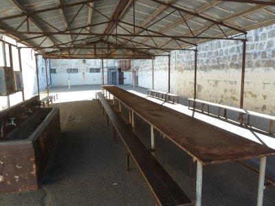 Exercise Yard at Fremantle Prison