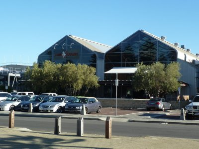 The Little Creatures Micro Brewery in Freo