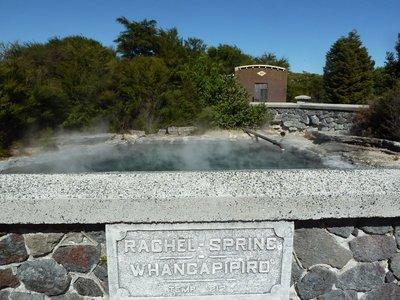 Rotorua's Rachel Spring