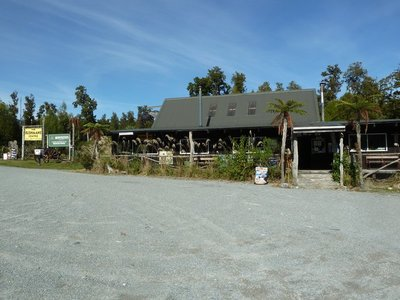 The Bushman Centre at Pukekura