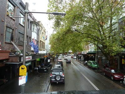 Darlinghurst Road, Kings Cross - Sydney's Red Light District