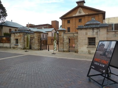 Sydney's Hyde Park Barracks where 50,000 convicts were landed between 1819 and 1850