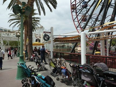 Do you want a 'Swinging' or 'Non-Swinging' Gondola on the Ferris Wheel?