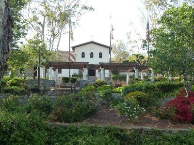 The Mission at San Luis Obispo