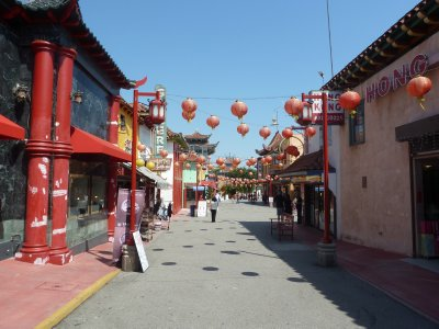 New Chinatown Main Plaza