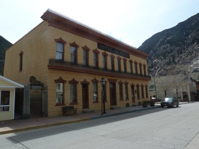 Hotel de Paris on 6th Street, Georgetown, Colorado