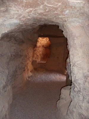 Inside the Manitou Cliff Dwellings