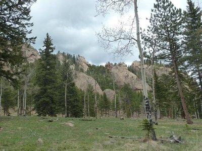 Staunton Rocks