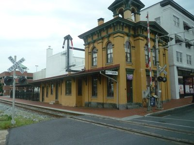 Gettysburg Railway Station