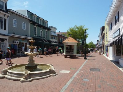 Downtown Cape May