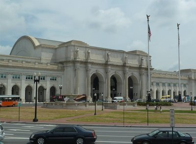 Washington's Union Railway Station