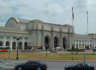 Washington's Union Railway Station