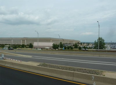 Another view of the Pentagon