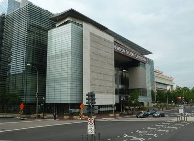 The Newseum on Pennsylvania Avenue