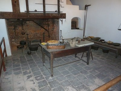 The Kitchen at Mount Vernon