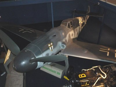 German Messerschmitt Bf 109G