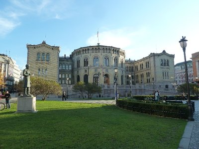 Stortinget (the Norwegian Parliament)