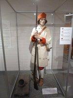 1709 soldier of the Bergenhus infantry regiment