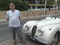 Alan & Jaguar