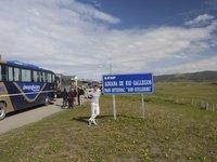 Grenspost Argentinië - Chili
