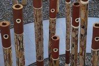 Canberra National Gallery - Kunstwerken v. d. Aborigines