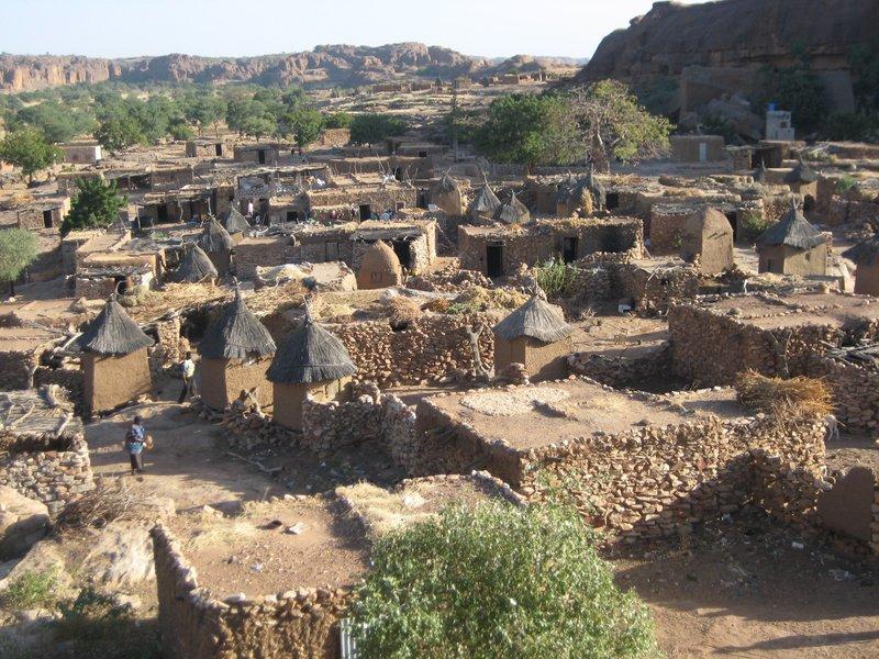 Dogon Houses