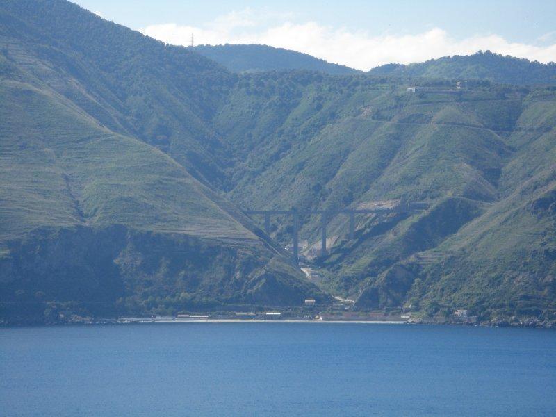 The Calabrian Coastline