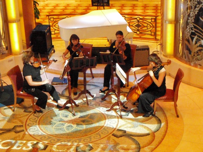 The Lucky Charms String Quartet