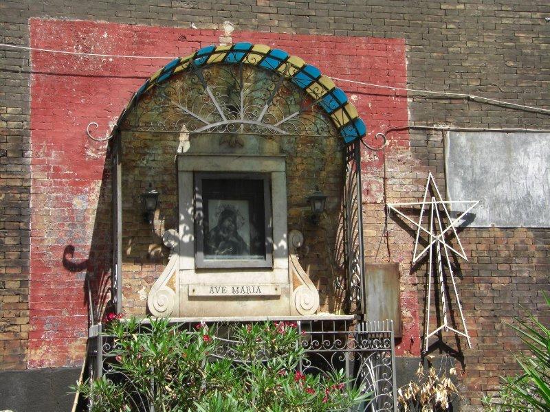 A small local shrine