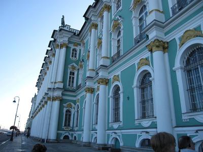 Baltic 831 1 Hermitage, St. Petersburg Russia