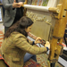 03042012 2 Carpet weaver in Istanbul