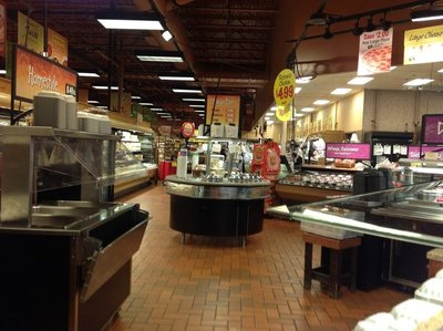 Food choices at Wegmans