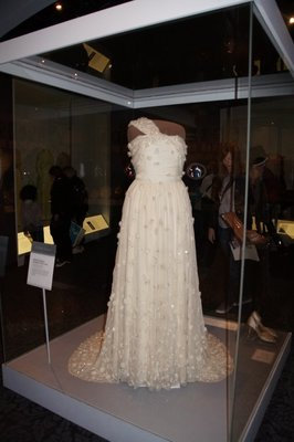 National Museum of American History  - Michelle Obama's Dress from 2009 Inauguration